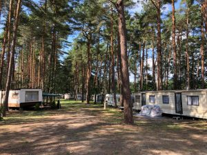 Camping w Ośrodku Wypoczynkowym Józefów