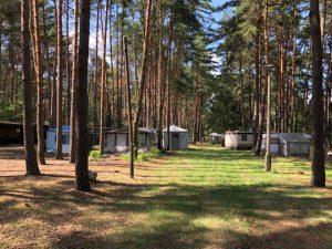 Ośrodek Wypoczynkowy Józefów - camping